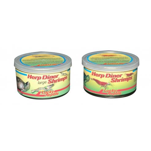 Lucky Reptile Herp Diner - krevety 35g