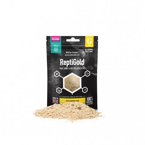 Arcadia EarthPro Jelly Pot Gold-Repti Gold 50g