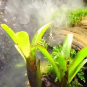 Ventilace, mlhovače, filtry