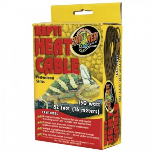 Zoo Med Repti Heat Cable 15W, 3,5m
