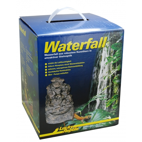 Lucky Reptile Waterfall