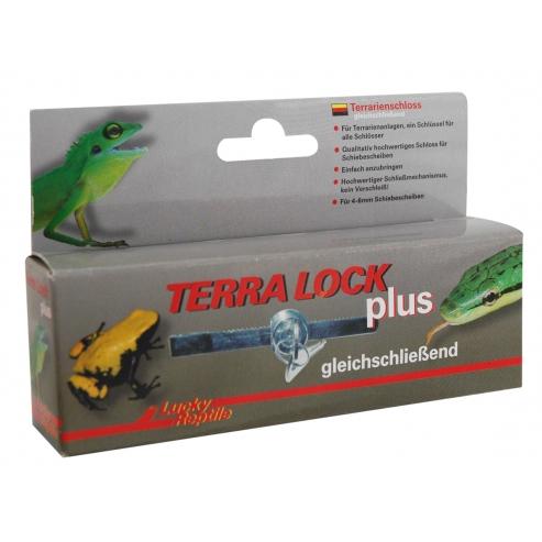 Lucky Reptile Terra Lock stejný klíč - poškozený obal