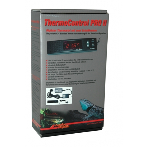 Lucky Reptile Thermo Control PRO II.