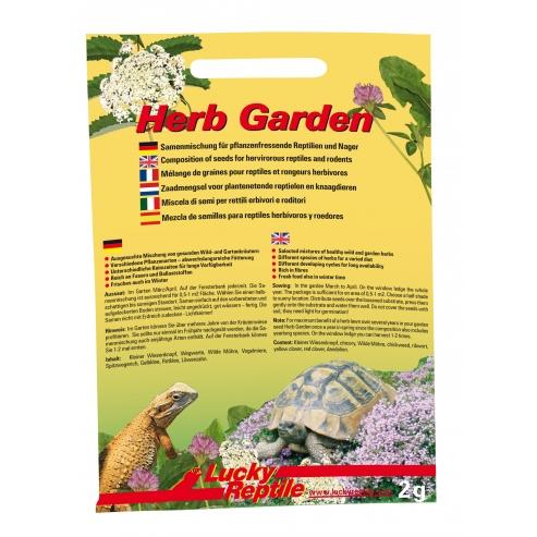 Lucky Reptile Herb Garden