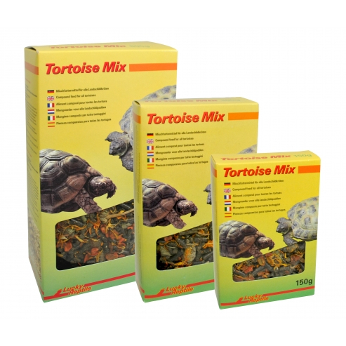 Lucky Reptile Tortoise Mix 800g EXP 09/2019