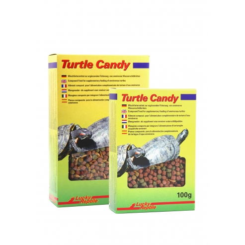 Lucky Reptile Turtle Candy 100g EXP 06/2019