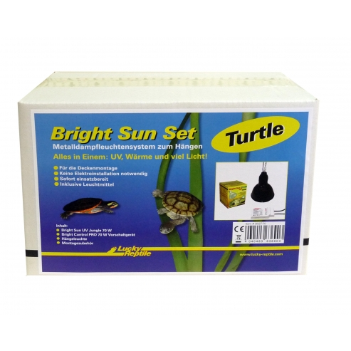 Lucky Reptile Bright Sun Set Turtle 70W