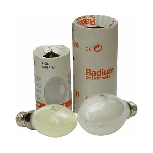 Mercury Vapour žárovky
