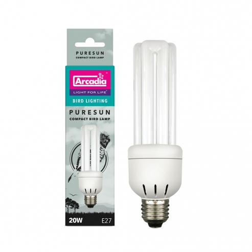 Arcadia PureSun Bird Lamp Compact