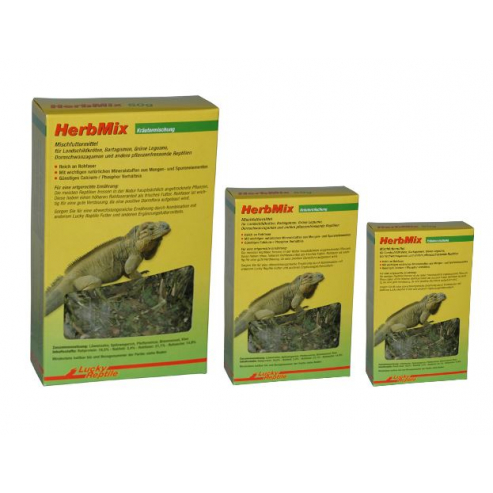 Lucky Reptile Herb Mix