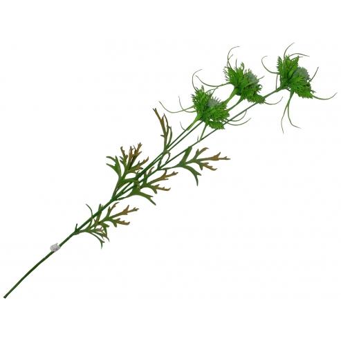 Green Thistle; s drátem, cca. 40 cm